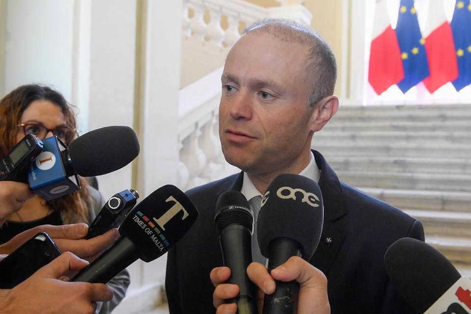 Maltese Prime Minister Joseph Muscat said on November 26, 2019 his chief of staff Keith Schembri had resigned amid an ongoing probe into the murder of investigative reporter Daphne Caruana Galizia.