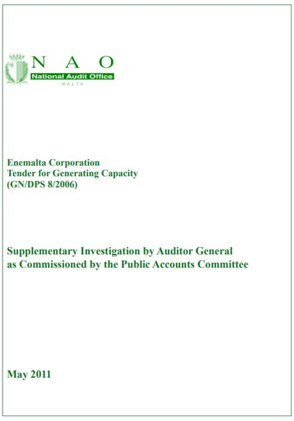 The 40 page National Audit Office investigation into the BWSC bid involved understanding the relationship with several Mitsui-affiliated companies