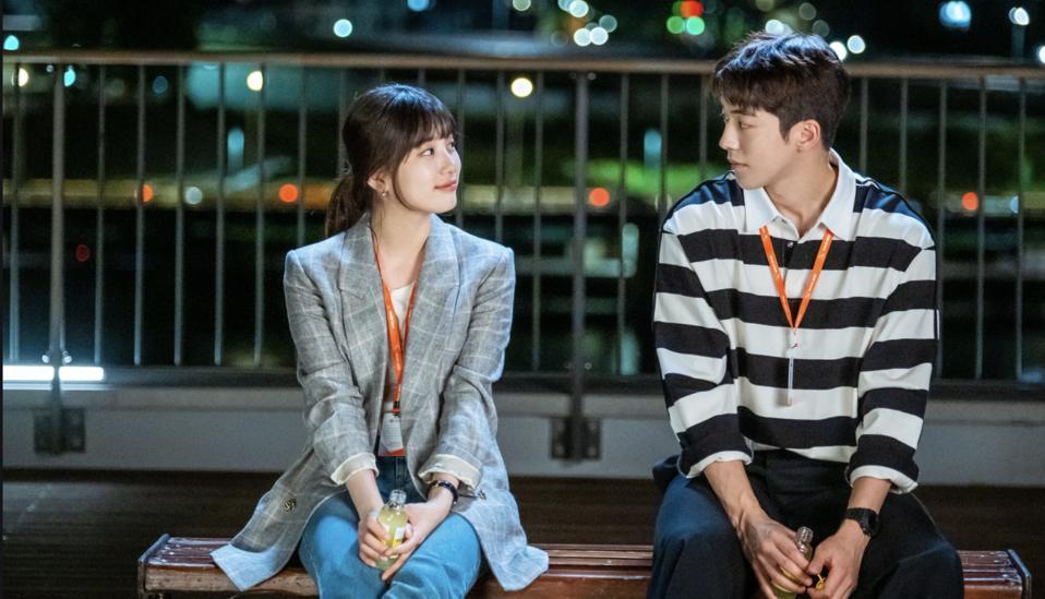 Bae Suzy and Nam Joo-hyuk partner up in 'Start-Up.'