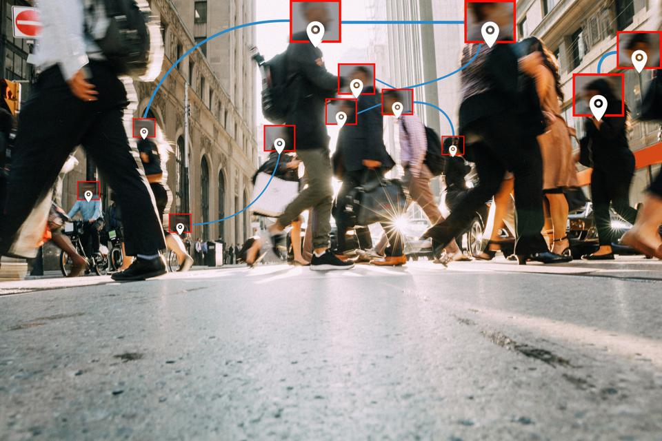 Smartphone surveillance system that abuses the advertising industry.