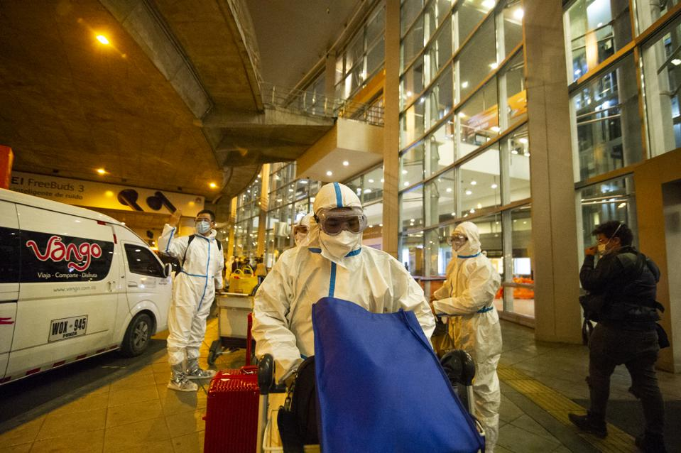 How Will A Covid 19 Vaccine Impact Travel