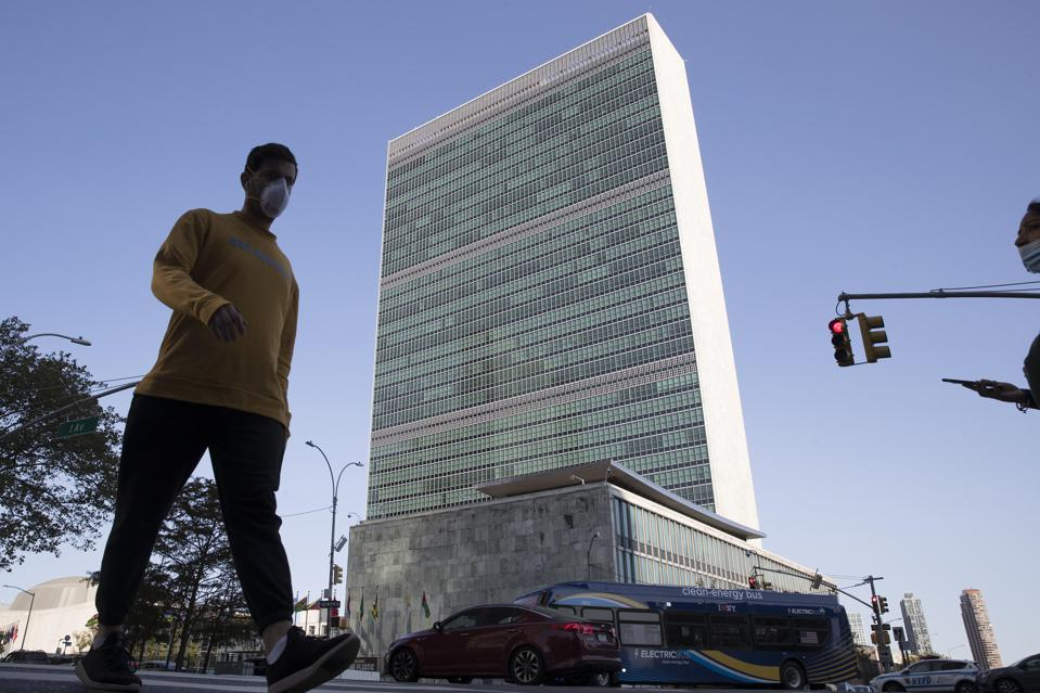 United Nations Marks 75th Anniversary