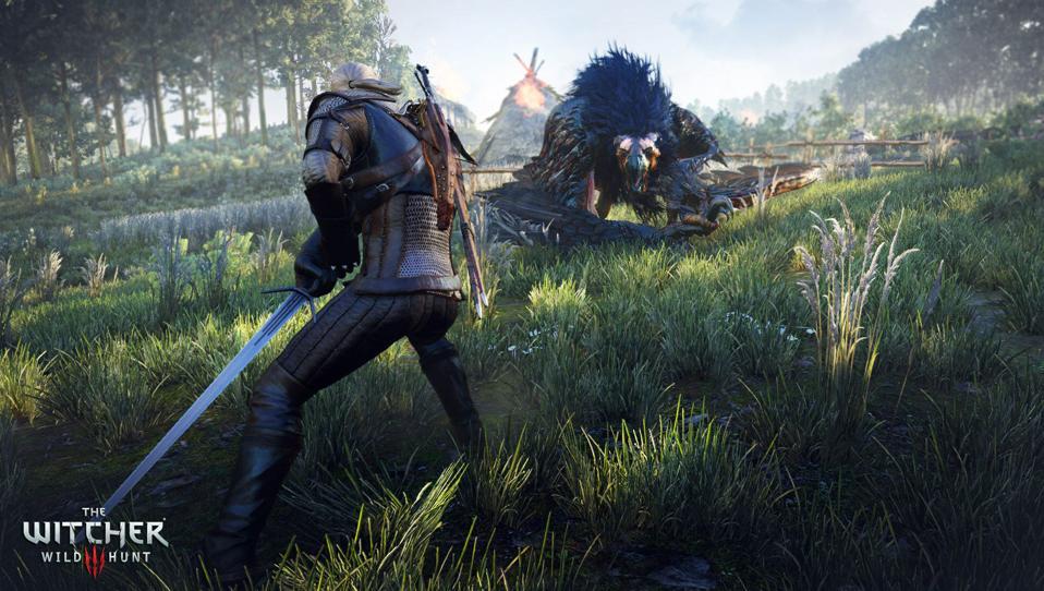 Witcher III Wild Hunt
