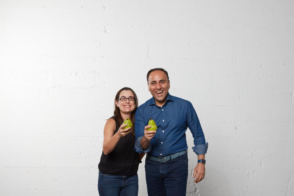 Pear VC founders Mar Hershenson and Pejman Nozad