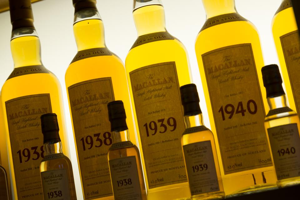 E-commerce is emerging as a viable alternative to sourcing rare whisky.