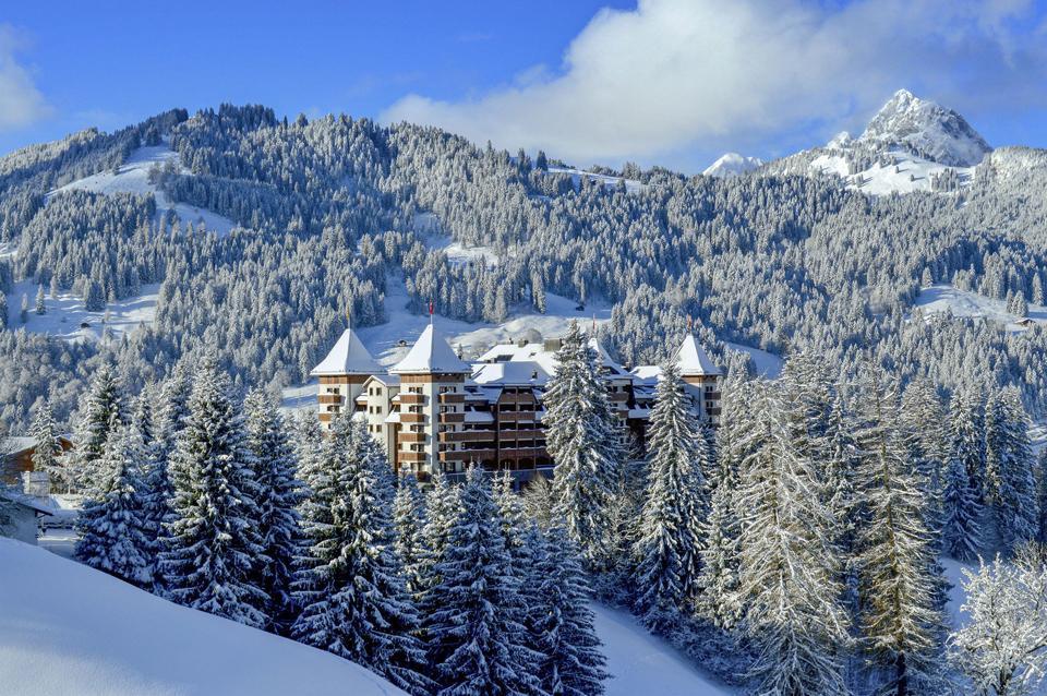 The Alpina Gstaad, Switzerland