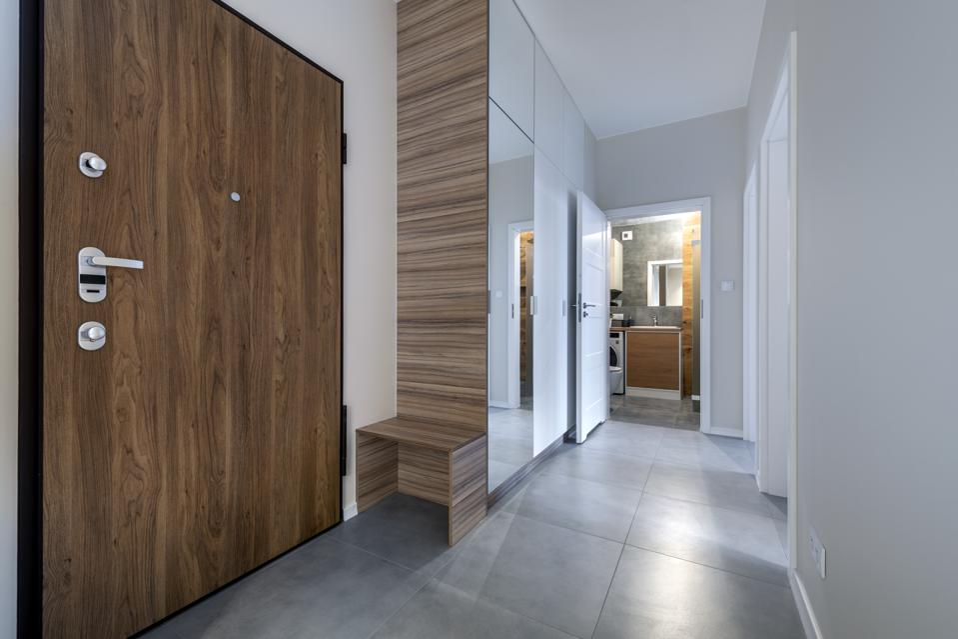 Domestic corridor