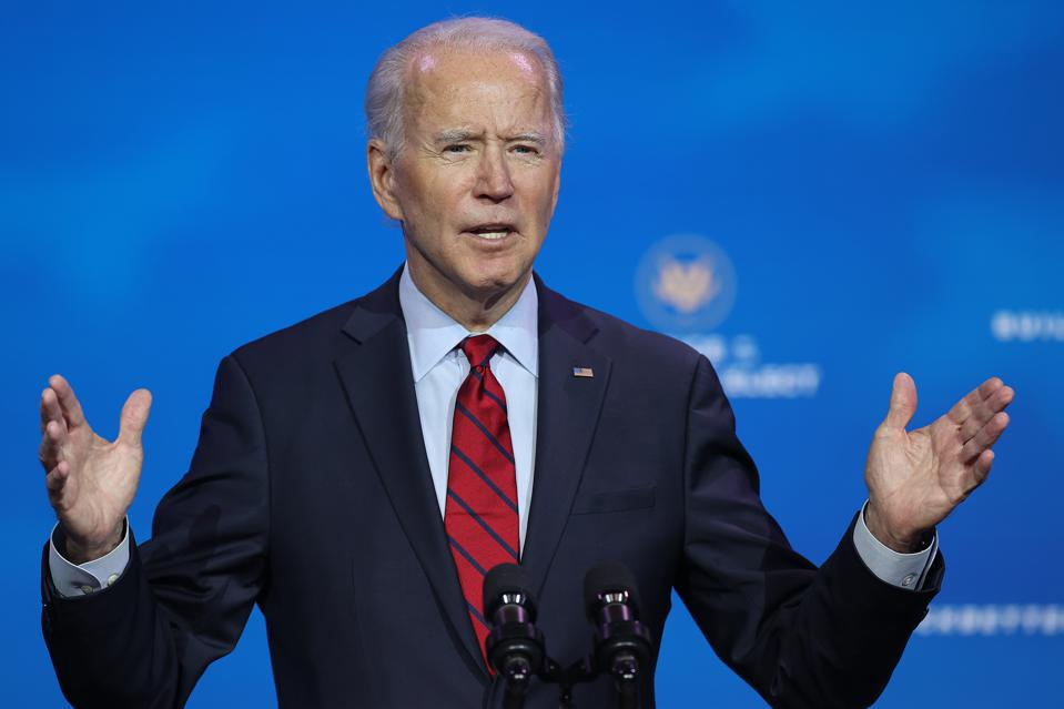 President-Elect Biden will boost the electrification of US cars and trucks.