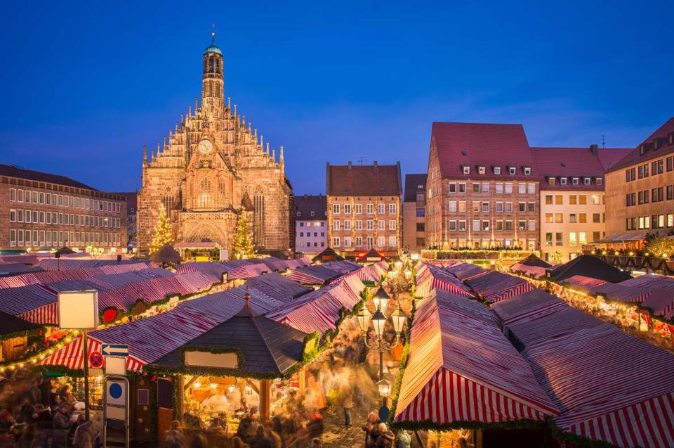 Christmas in Nuremberg Germany