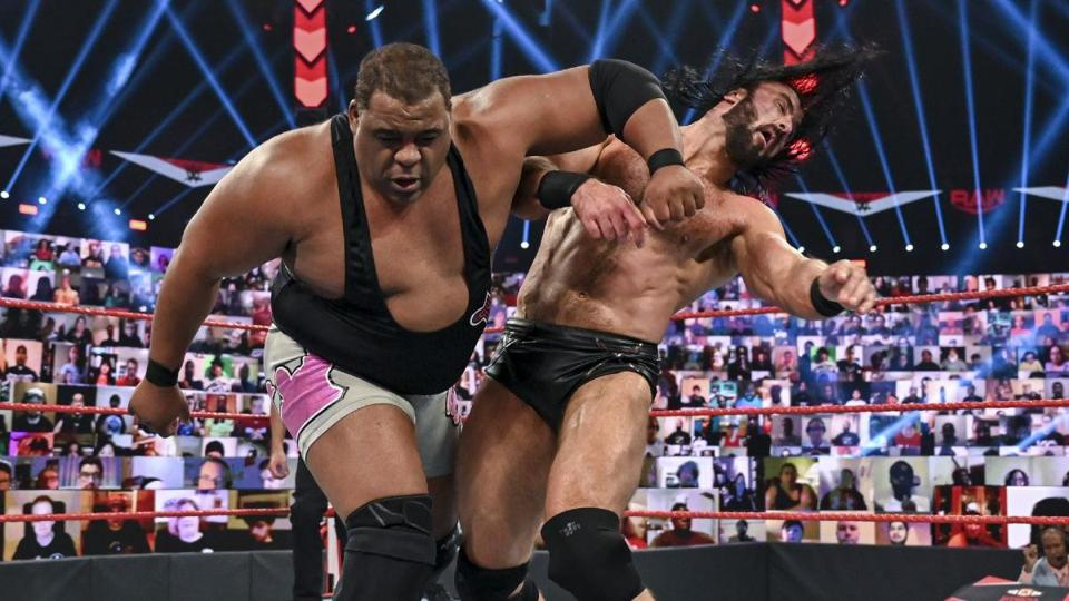 Keith Lee and Otis have been sent down to WWE for seasoning.