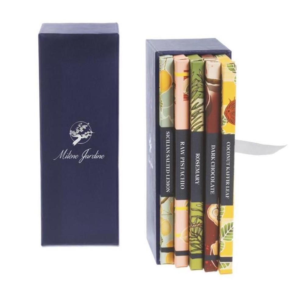 International Chocolate Bar Library, Milene Jardine Chocolates