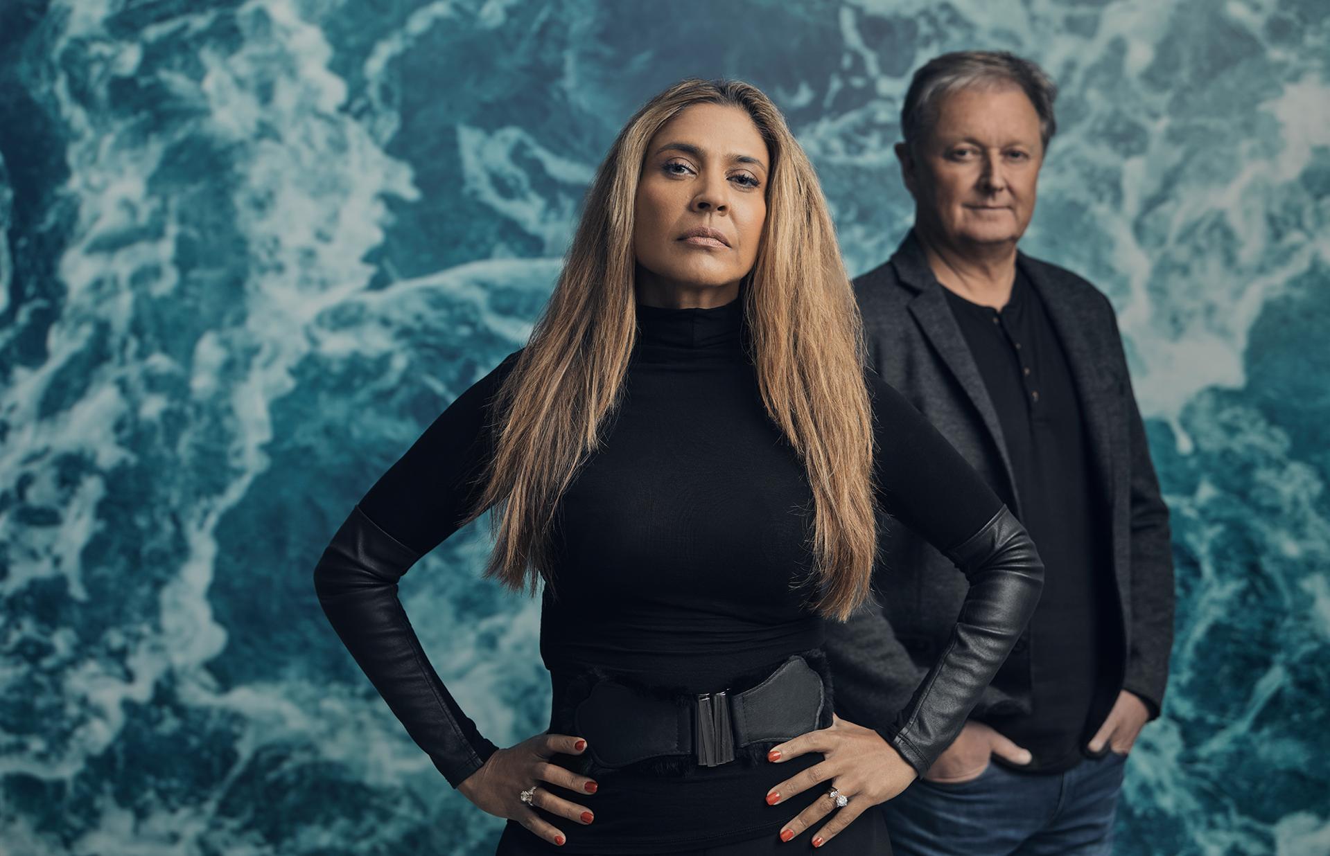 Meet The Fiskers, The Billionaire Power Couple Taking On Tesla