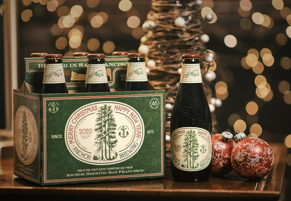 For 46 years, the San Francisco-based Anchor Brewing Company has released a Christmas Ale.