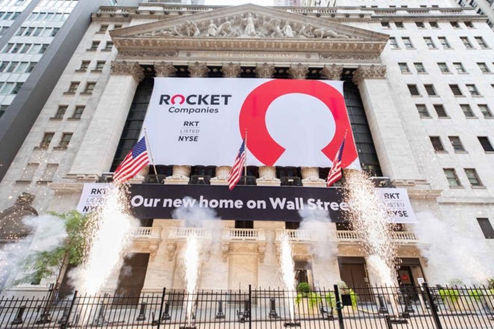 Rocket Companies IPO