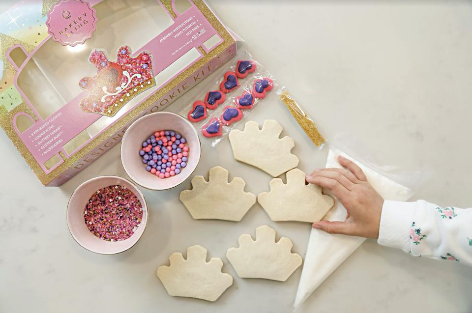 Cookie kit for kids