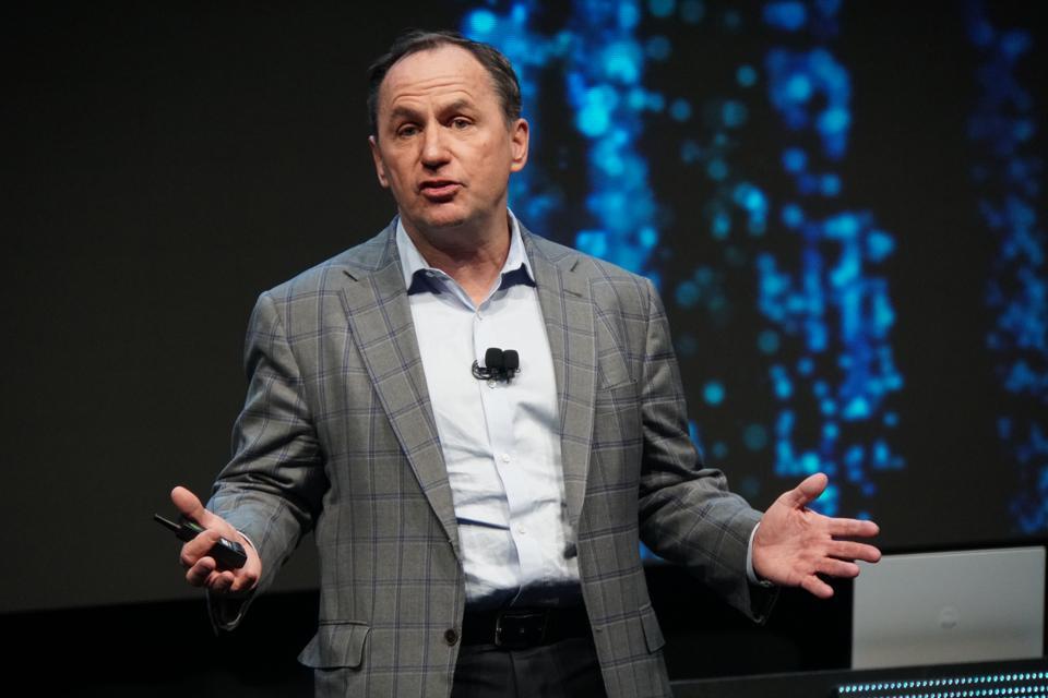 CES 2020 - Intel