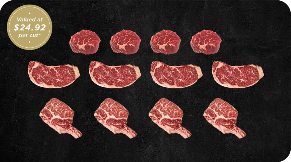 STK Meat Market Masters Collection