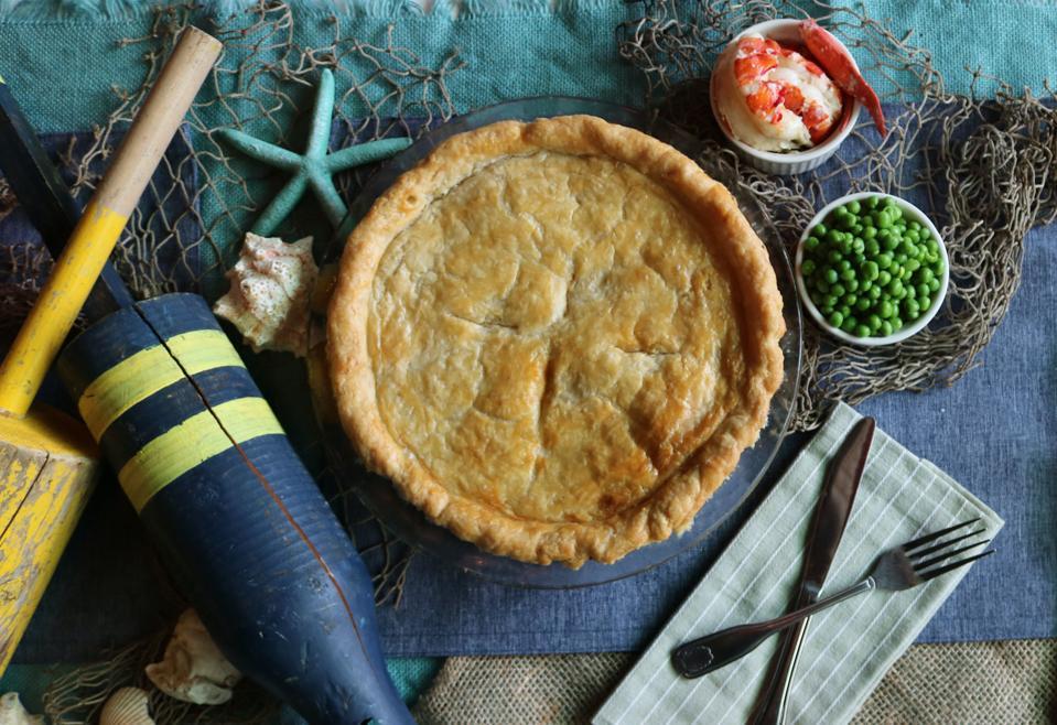The Summer Shack Lobster Pot Pie