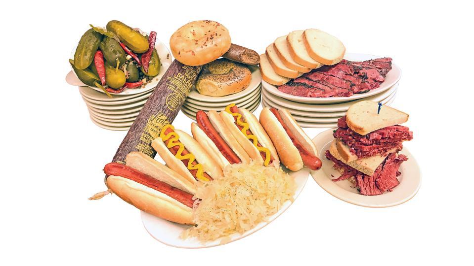 Katz's Deli Taste Of NY Package