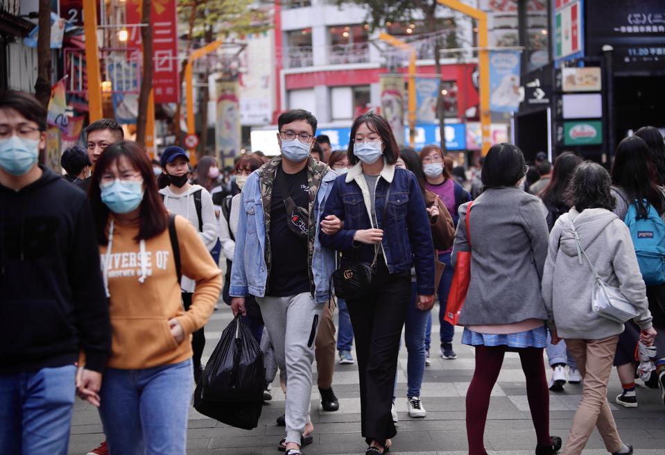 Coronavirus Emergency In Taiwan