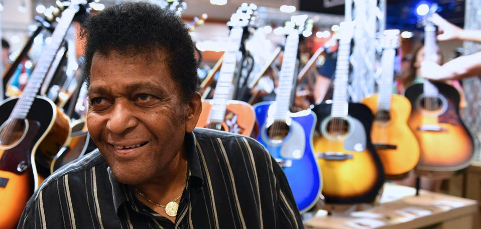 Music Industry Day Featuring Performer Charley Pride