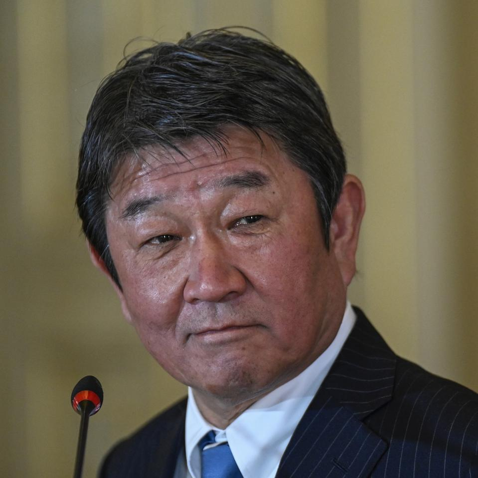 30 Sep 2020: Japan's Foreign Minister Toshimitsu Motegi is on a visit to Mauritius and the Wakashio oil spill over 12 and 13 December 2020