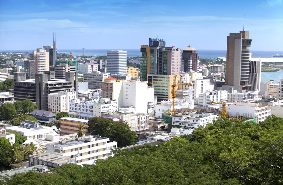 Many banks in capital city Port Louis announced large profits this year, while poorer communities were impacted with a debt crisis caused by the consequences of the Wakashio