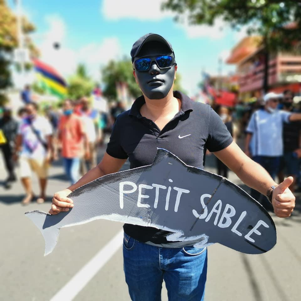 12 Sep 2020: protests particularly highlighted the trauma of the dead dolphins and whales along Mauritius' coast