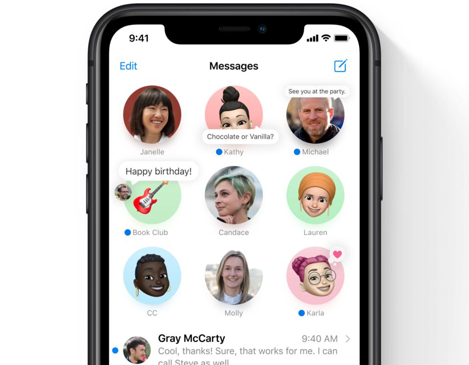 Apple, iOS 14, iOS 14 messaging, iMEssage, WhatsApp, iPhone SMS, iPhone, iPhone calls,