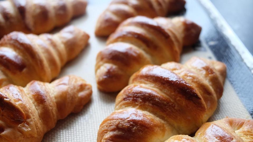 La Cuisine Paris's croissant-making classes in Paris.