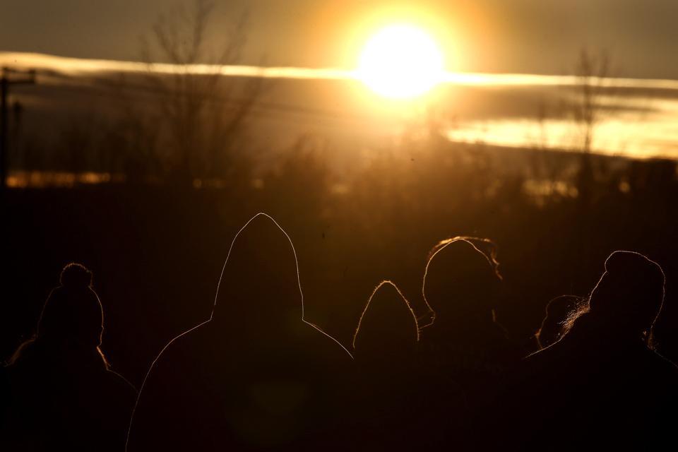 Winter Solstice Celebration At UMass Amherst