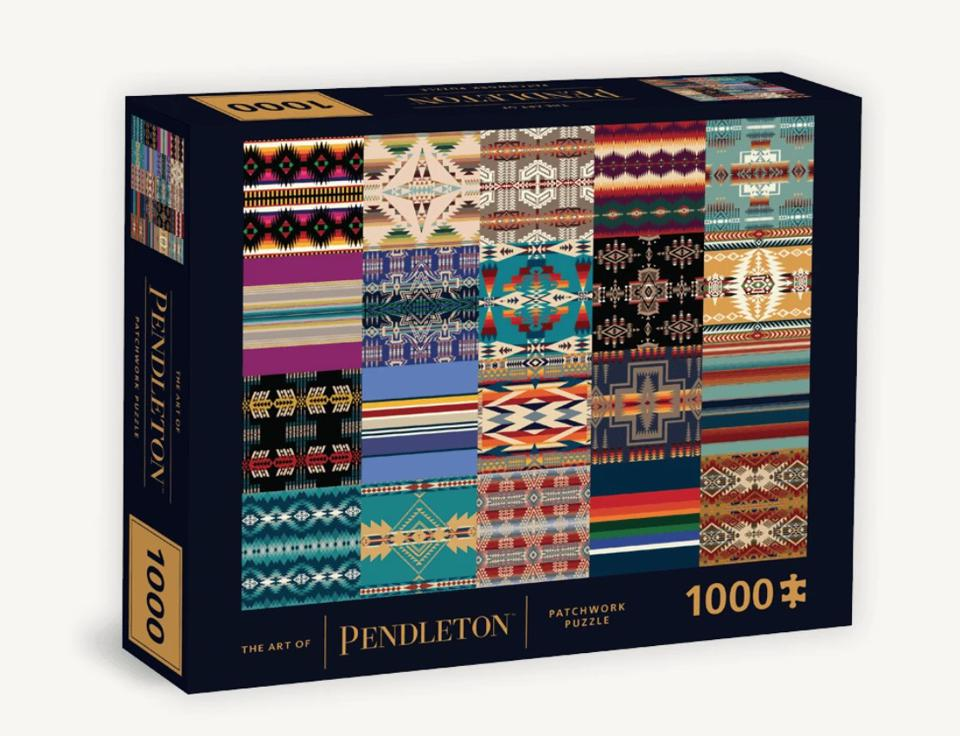 The Art of Pendleton Patchwork from Chronicle Books
