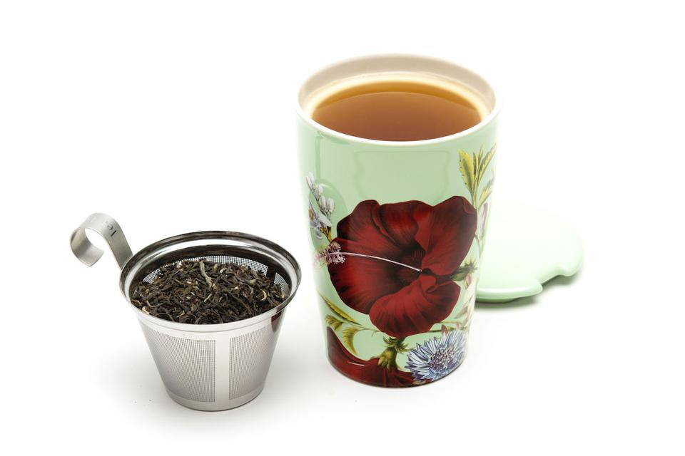 Fleur KATI Steeping Cup and Infuser from Tea Forte