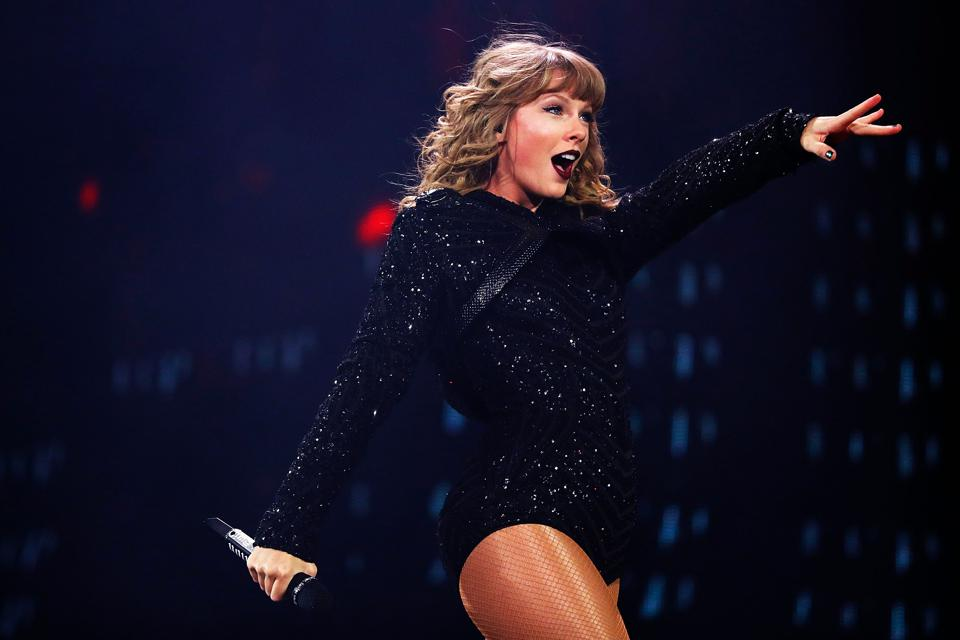 Taylor Swift reputation Stadium Tour - Melbourne