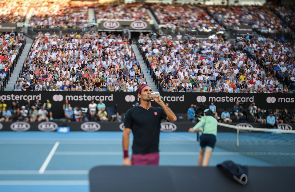 2020 Australian Open - Day 11
