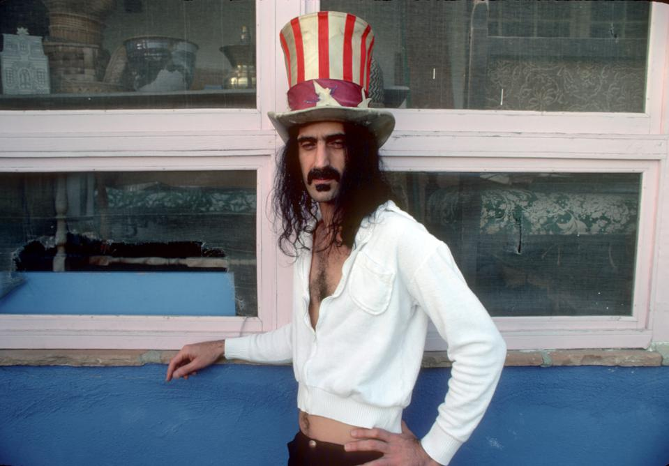 Uncle Zappa Wants You