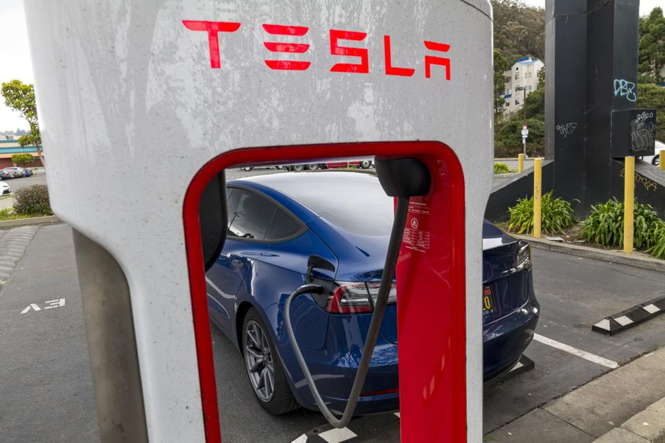 Tesla To Join S&P 500 Next Month As Largest-Ever New Member