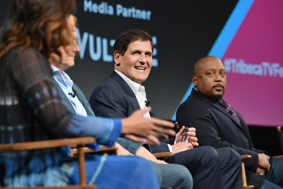 Tribeca Talks: 10 Years Of ″Shark Tank″ - 2018 Tribeca TV Festival
