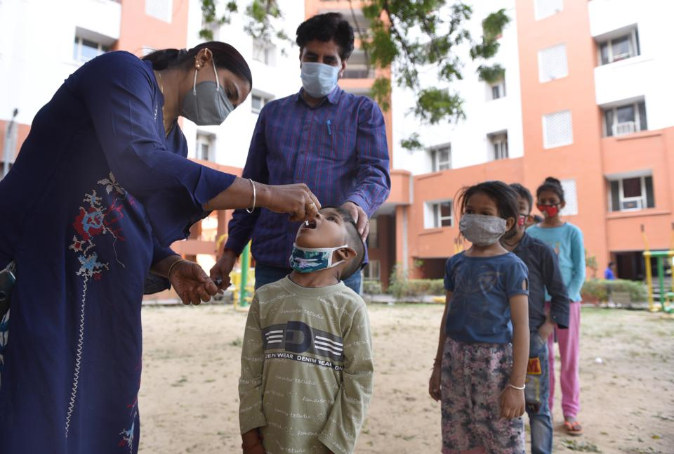 Daily Life Amid Coronavirus Pandemic In India
