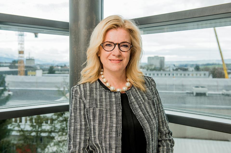 Medela CEO Annette Bruls