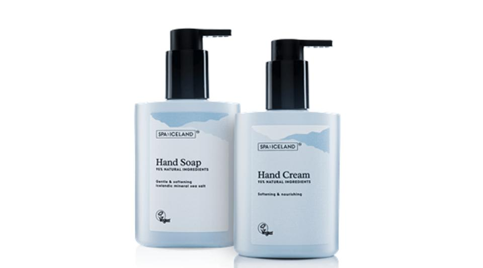 Iceland: Spa of Iceland Hand Soap and Hand Cream