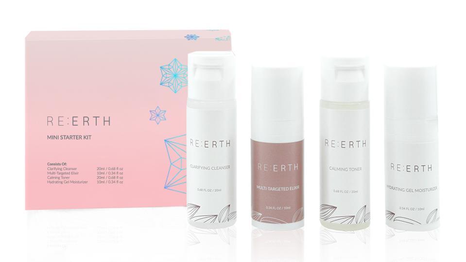 Singapore: Re:Erth Holiday Mini Starter Kit
