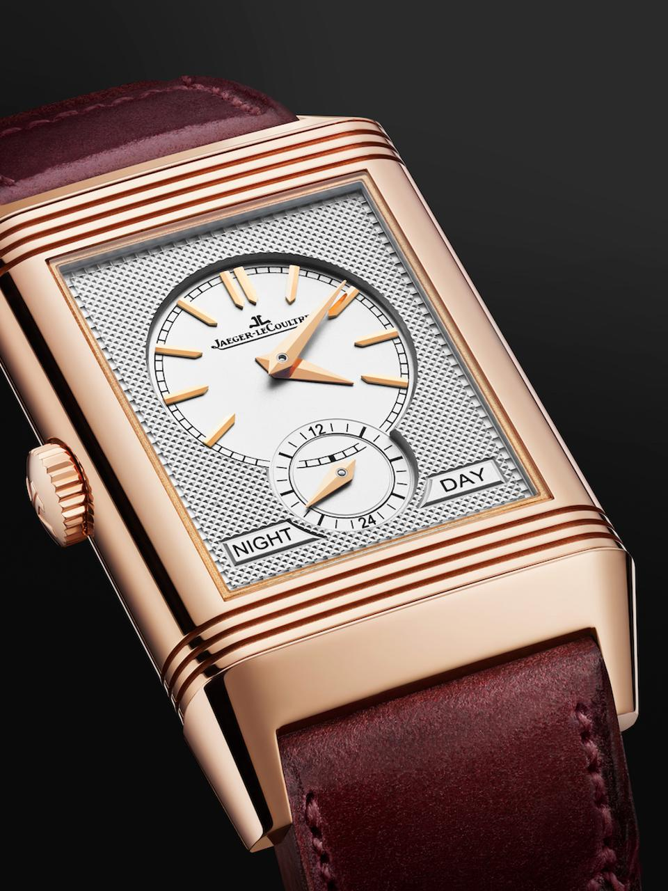 Jaeger-LeCoultre Reverso Tribute Duoface Fagliano Limited