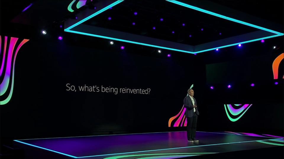 AWS: RE:INVENT 2020