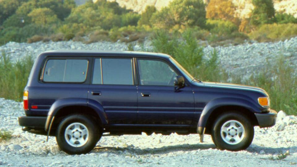 Toyota Land Cruiser FZJ80