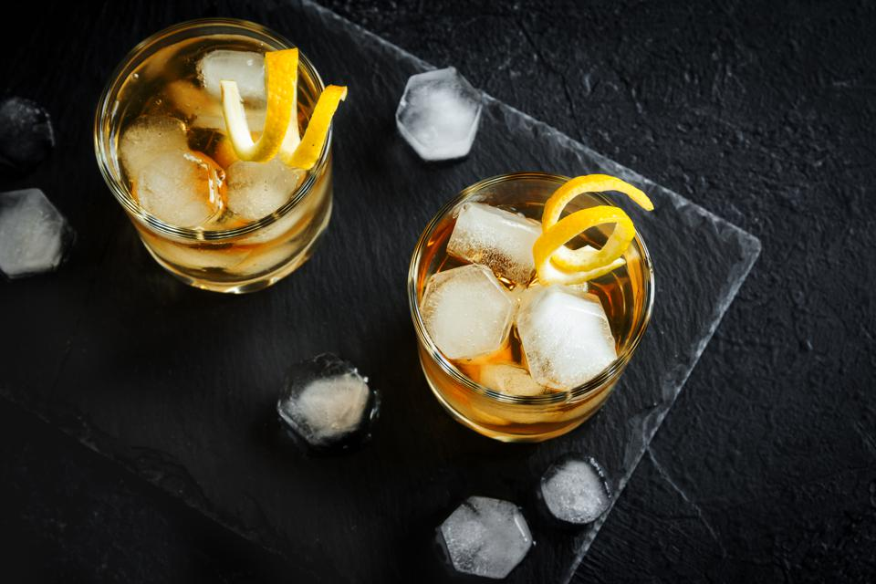 Recettes de cocktails de l'Est Cocktails au cognac