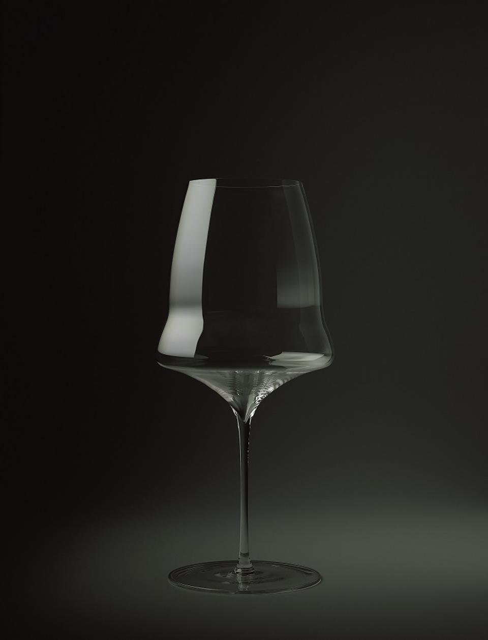 Bordeaux glasses designed by Kurt Zalto