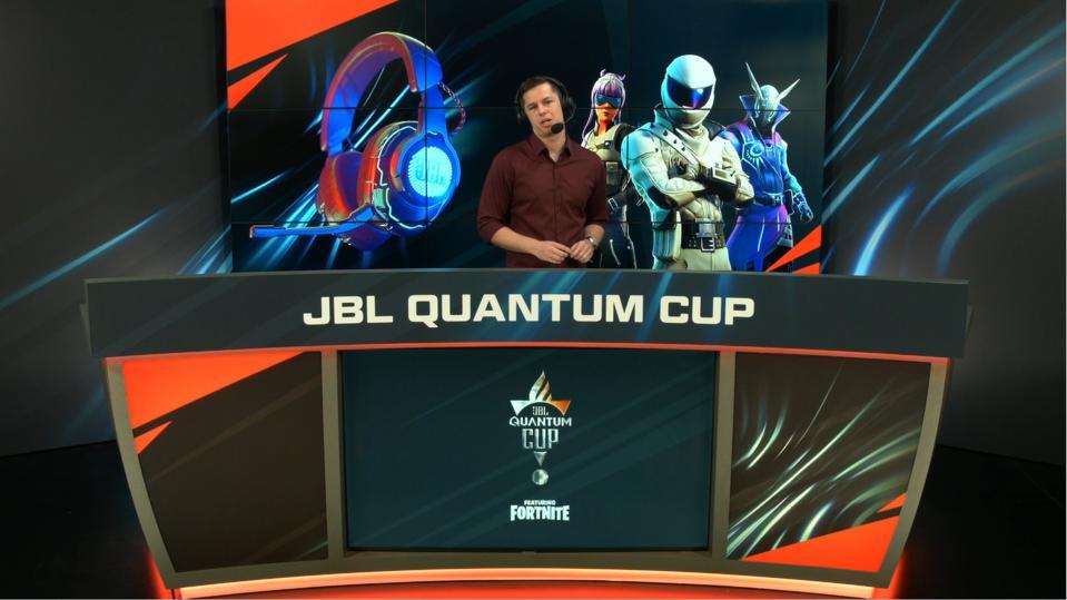 JBL Quantum Cup Fortnite esports tournament