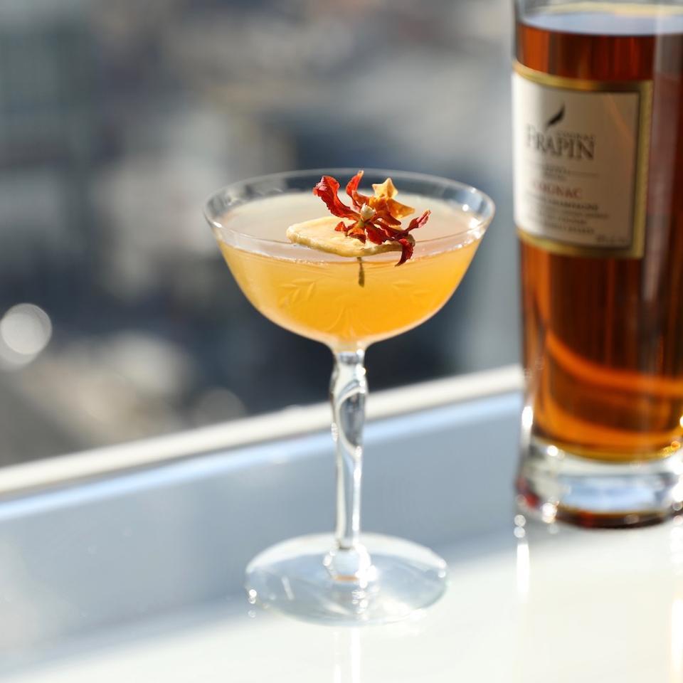 Recettes de cocktails faciles Cognac