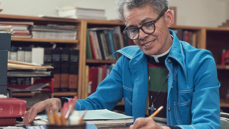 My Name is Pauli Murray appears in the Premieres section of Sundance 2021